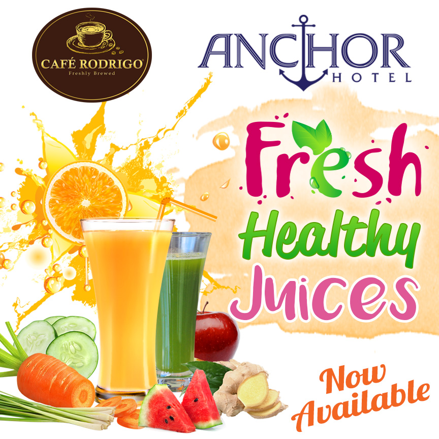 ANCHOR-Healthy Juices