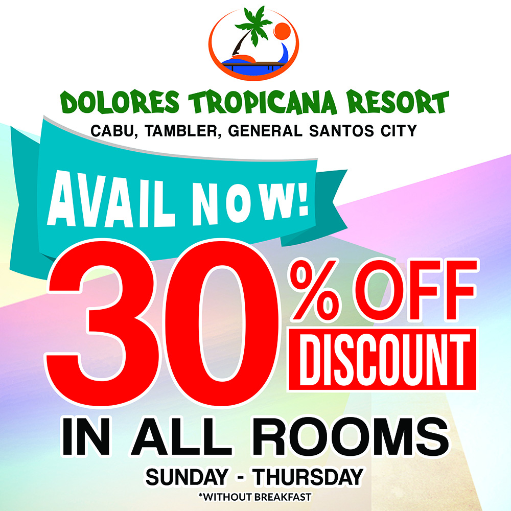 Book Now! For much affordable rooms offered.