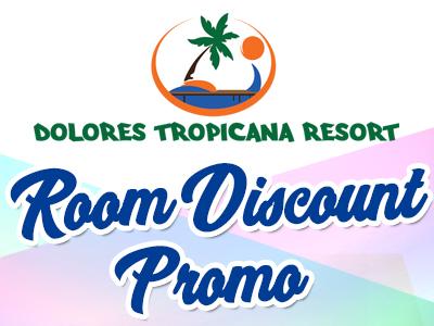 Tropicana Room Promo